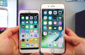 iphone 8 clone vs iphone 7 plus 300x193 - لدي آيفون ٧ أو آيفون ٧بلس ، هل اقوم بشراء آيفون ٨ أو آيفون ٨ بلس .