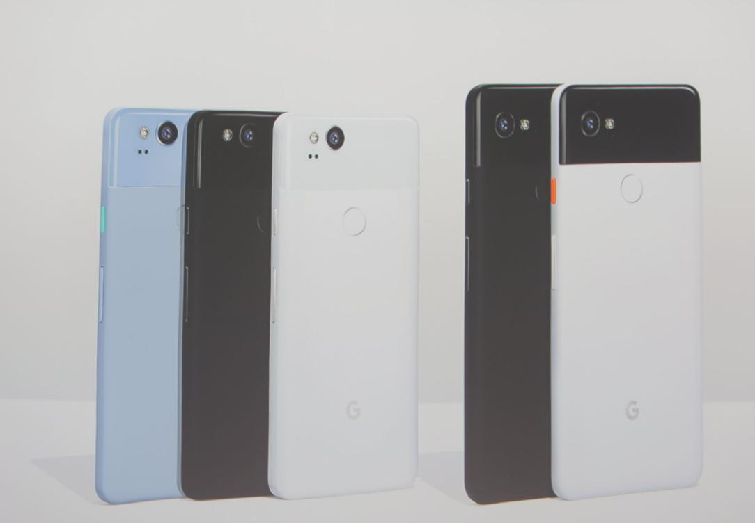 Pixel 2 1 - الكشف رسميا عن هواتف جوجل Pixel 2 و Pixel 2 XL تعرف على سعرهم ومميزاتهم