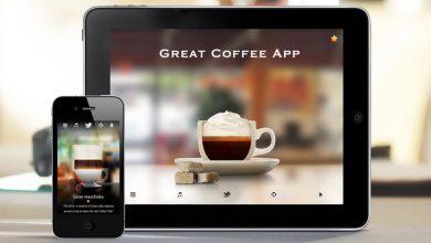 تطبيقات لمحبي القهوة