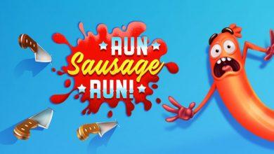 لعبة Run Sausage Run