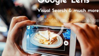 Google Lens reaches all Android users with Google Photos 390x220 - أعلنت جوجل عن إطلاقها لميزة Google Lens لجميع مستخدميها من آيفون آيباد