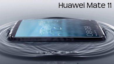 huawei mate 11 390x220 - جوال هواوي Mate 11 قد ينضم إلى قائمة الجوالات التي تأتي بقارئ بصمة مدمج في الشاشة