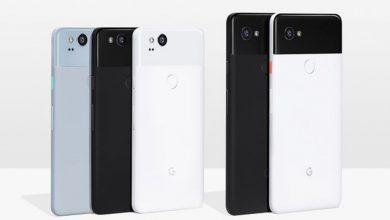 """google pixel 2 390x220 - جوجل تعمل على إصدار جوال بيكسل """"متوسط التكلفة"""""""