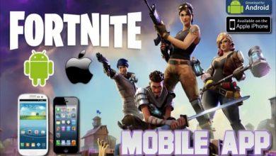 maxresdefault 1 1 390x220 - لعبة المغامرات Fortnite الشهيرة متوفرة الآن على متجر iOS