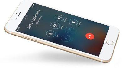 iphone 7 call 800x436 390x220 - شركة آبل تعترف بوجود مشاكل في الميكروفون الخاص بجوالاتها آيفون 7 و7 بلس