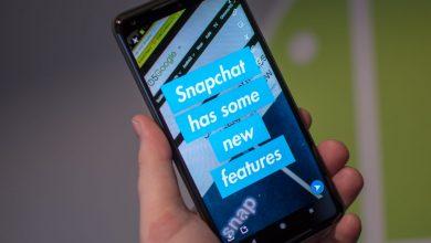 snapchat new text features 390x220 - كشفت سناب شات عن عدستها الأولى للوجوه التي تتفاعل مع الصوت
