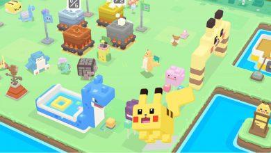 1 لعبة Pokémon Quest 1024x576 390x220 - الكشف عن اللعبة الجديدة Pokemon Quest لجوالات الآيفون وآيباد