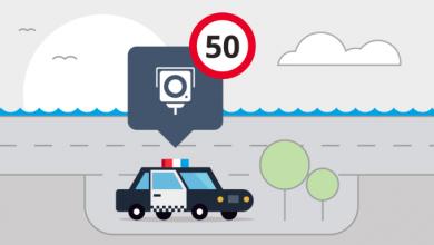 Screen Shot 1439 10 15 at 2.06.22 AM 390x220 - أهم التطبيقات للكشف والتنبية عن كاميرات السرعة على الطرق العامة