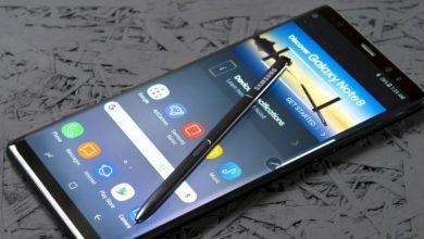 galaxy note 9 1 390x220 - براءة إختراع لسامسونج تكشف حضور جالكسي نوت 9 بقلم S Pen مذهل