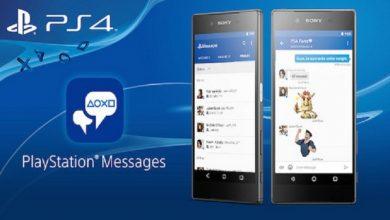 22963738814 ac660859b9 z 390x220 - تطبيق PlayStation Messages لمعرفة من المتصل والتواصل مع أصدقائك من الجوال