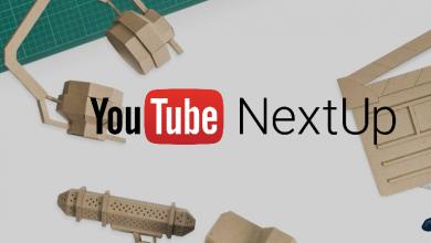 NextUp Header 390x220 - رسميًا عودة مسابقة اليوتيوب YouTube NextUp إلى العالم العربي بنسختها الثالثة