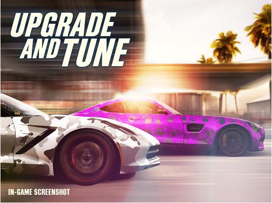 Screenshot 19 - لعبة سباق السيارات CSR Racing 2 بالواقع المعزز تتيح وضع AR