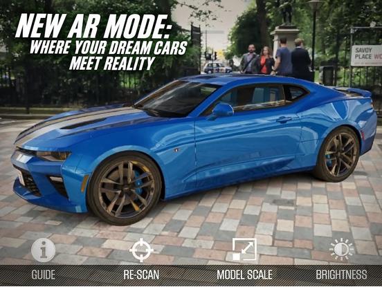 Screenshot 20 - لعبة سباق السيارات CSR Racing 2 بالواقع المعزز تتيح وضع AR