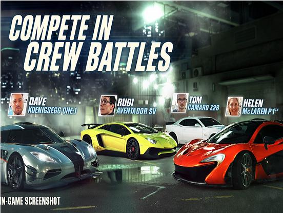 Screenshot 21 1 - لعبة سباق السيارات CSR Racing 2 بالواقع المعزز تتيح وضع AR