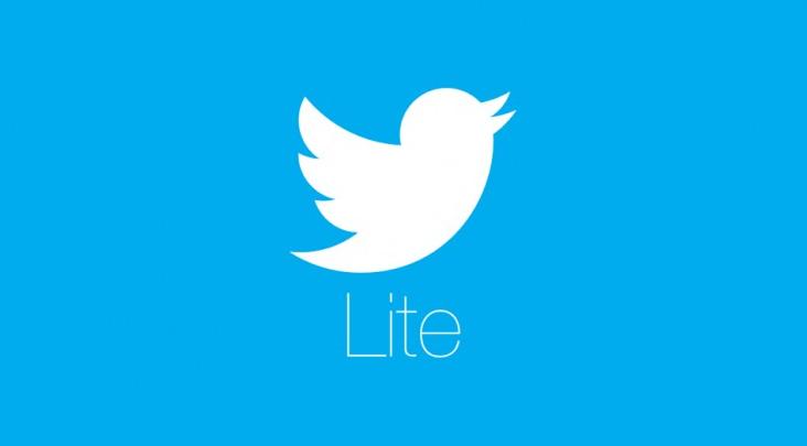Twitter Lite 732x405 - تحديث تويتر لايت يجلب العديد من المزايا أبرزها رسائل التنبيهات والوضع الليلي وحفظ الصور