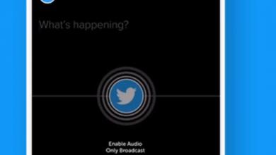بدون عنوان 768x841 390x220 - تويتر تعلن عن إطلاق ميزة البث المباشر صوتياً فقط عن طريق تطبيق بريسكوب