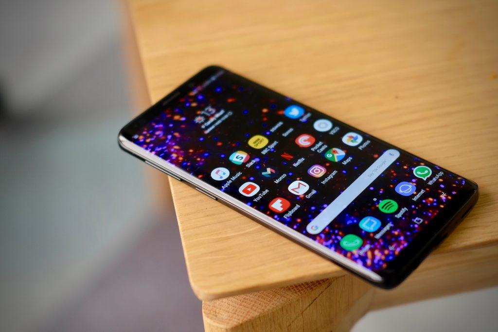 Galaxy S9 - تسريبات مصورة كشفت مزايا وشكل نظام Android 9 Pie على الهاتف +Galaxy S9