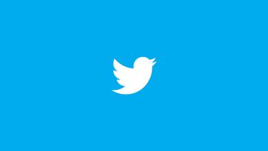 "Official Twitter app for Windows 8 RT Splash screen11 1024x576 390x220 - تويتر تكشف عن اختبار ميزة جديدة ""العلامات"" وتجدد تصميم نسخة الويب"