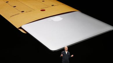 Macbook 2018 1170x610 390x220 - مؤتمر آبل: آبل تعلن رسمياً عن الجهاز الجديد MacBook Air ببطارية تدوم 13 ساعة