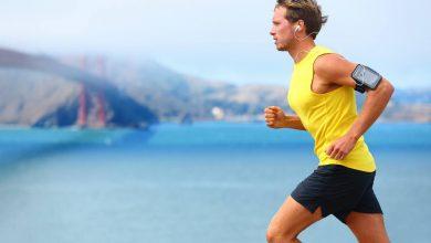 MALE RUNNER 390x220 - أفضل تطبيقات التمارين الرياضية والحفاظ على لياقة بدنية عالية، للأنظمة الأندرويد وiOS
