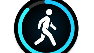 Screenshot 12 390x220 - التطبيق الرياضي المميز StepsApp لحساب السعرات الحرارية أثناء المشي لهواتف الأندرويد وآيفون