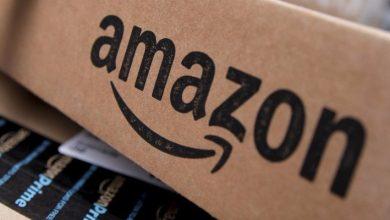 amazon box 390x220 - امازون توقع صفقة مع ابل لبيع أجهزة آبل الجديدة عبر موقعها الإلكتروني عدا هذا المنتج