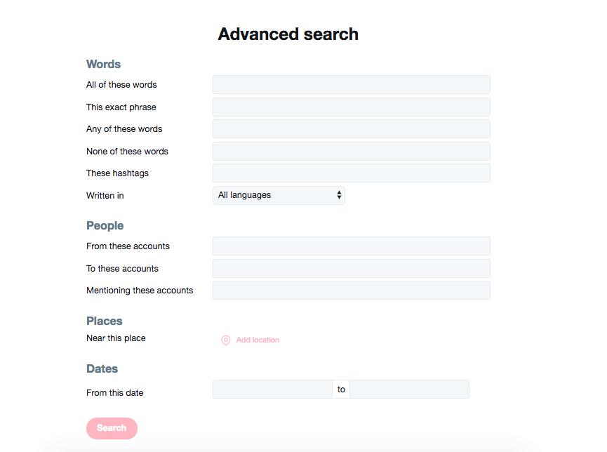 Screen Shot 2018 11 23 at 10.21.41 AM - أداة مميزة مقدمة من تويتر تتيح لك إيجاد تغريداتك القديمة بكل سهولة.. شرح بالصور