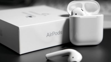 AirPods 2.0 390x220 - مقارنة بين سماعة آبل AirPods اللاسلكية الجديدة والسابقة، وأبرز المزايا الجديدة