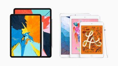 New iPad air and iPad mini with Apple Pencil 03182019 390x220 - آبل تكشف رسمياً عن آيباد ميني 7.9 انش وآيباد اير 10.5 انش بمزايا عديدة