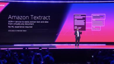 Amazon Textract AI 1170x610 390x220 - أمازون تكشف عن تقنية الذكاء الاصطناعي Textract في خدماتها على الإنترنت، تعرف عليها