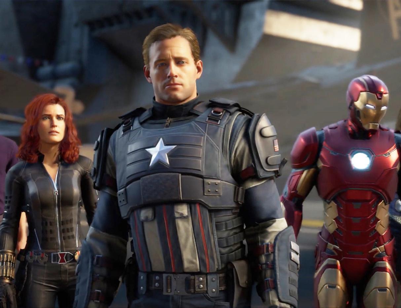 3545721 avenger 03 - شاهد الاعلان التشويقي الأول للعبة المنتظرة Marvel's The Avengers وموعد صدورها