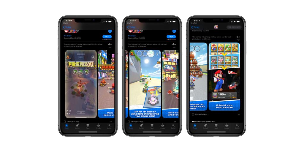 لعبة Mario Kart Tour قادمة على أجهزة iPhone - لعبة Mario Kart Tour الشهيرة قادمة على أجهزة الآيفون في هذا الموعد