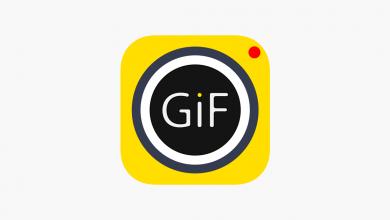 1 14 390x220 - تطبيق GIF Edit Maker - Video to GIF لتحويل الفيديوهات إلى صور متحركة GIF