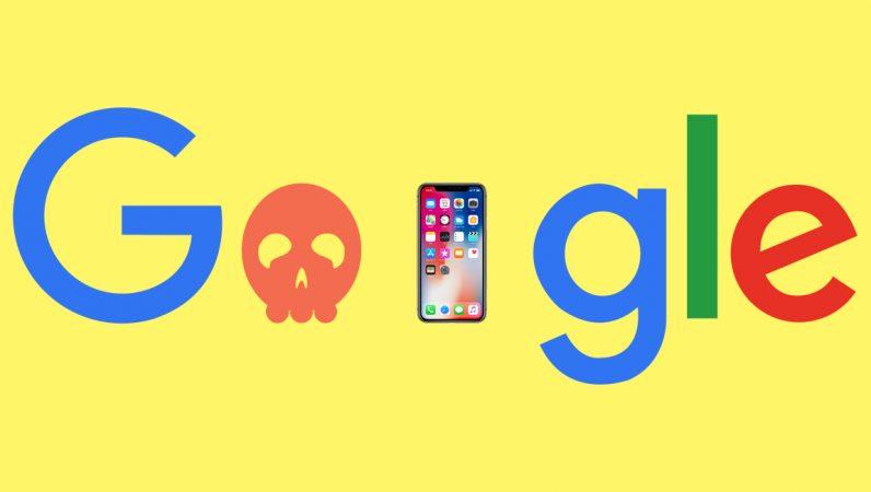 google project zero iphone ios interactionsless vulenrability 796x450 - باحثون أمنيون بفريق تابع لجوجل يكتشفون ثغرات أمنية كبيرة بجوالات آيفون