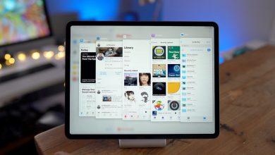 Multitasking iPadOS 13 390x220 - آبل تشارك مجموعة من الفيديوهات تستعرض فيها مزايا نظام تشغيل iPadOS