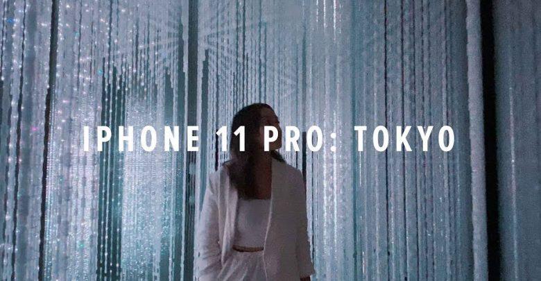 iPhone 11 Pro Cinematic 4k Tokyo 780x405 - مخرج سنيمائي يضع كاميرا ايفون 11 برو تحت الاختبار بمقطع 4K سنيمائي في طوكيو