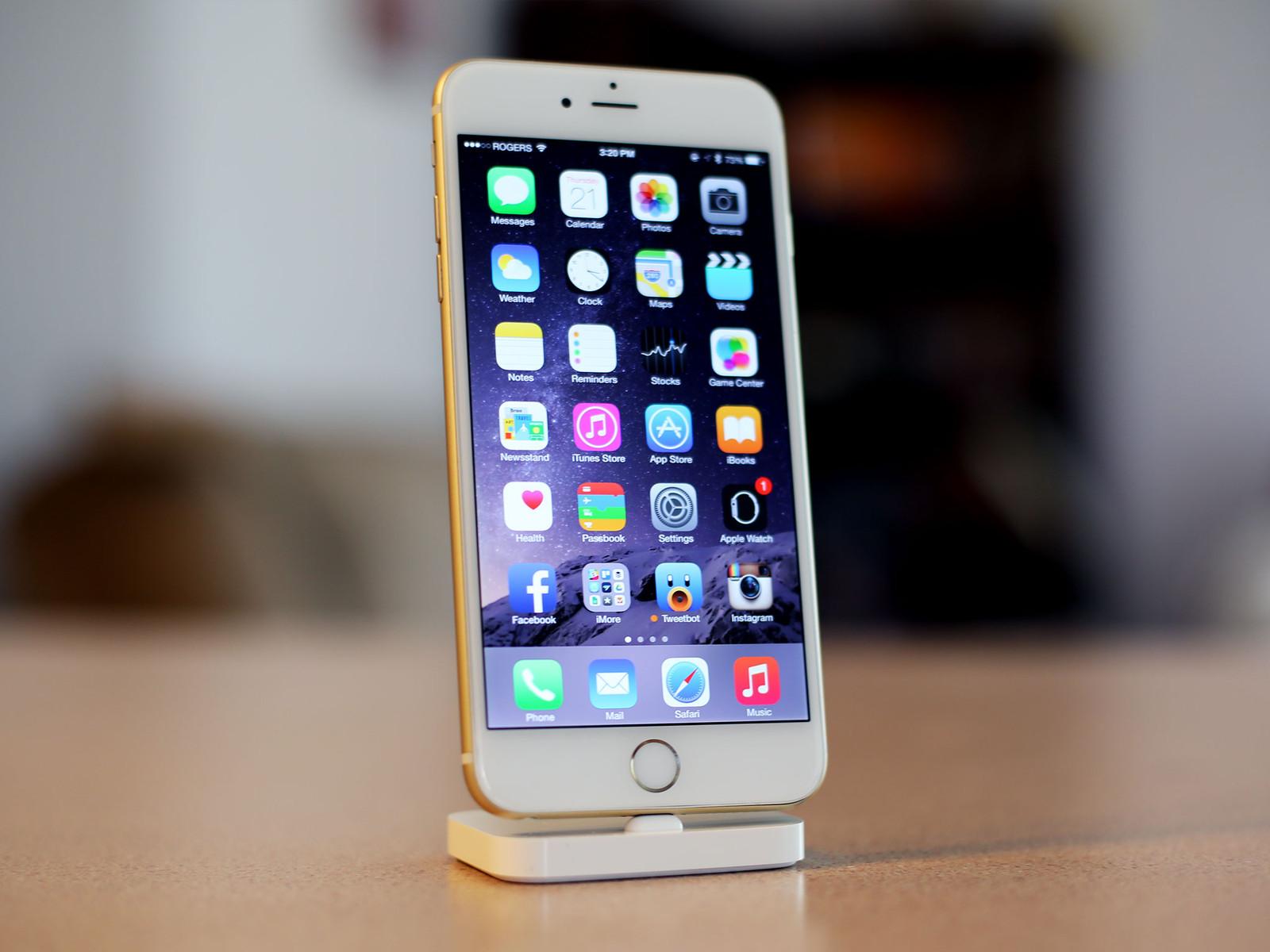 iphone 6s 1 - فيديو.. جوال آيفون يسقط من طائرة ويستمر في العمل لعام كامل في جنوب أيسلندا
