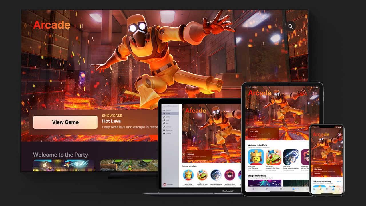 5 ألعاب جديدةبخدمة Apple Arcade
