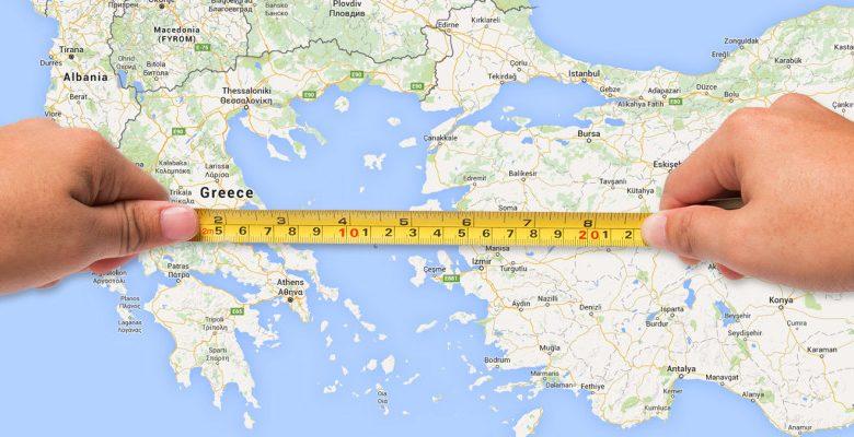 تطبيق Measure Map
