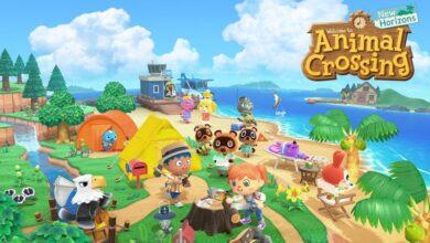 d985d8a8d98ad8b9d8a7d8aa animal crossing new horizons d8aad983d8b3d8b1 d8add8a7d8acd8b2 5 d985d984d8a7d98ad98ad986 d986d8b3d8aed8a9 d8b1d982d985 5eb40696d876a 390x220 - مبيعات Animal Crossing: New Horizons تكسر حاجز 5 ملايين نسخة رقمية في شهر مارس الماضي