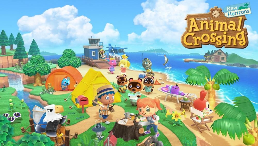 d985d8a8d98ad8b9d8a7d8aa animal crossing new horizons d8aad983d8b3d8b1 d8add8a7d8acd8b2 5 d985d984d8a7d98ad98ad986 d986d8b3d8aed8a9 d8b1d982d985 5eb40696d876a - مبيعات Animal Crossing: New Horizons تكسر حاجز 5 ملايين نسخة رقمية في شهر مارس الماضي