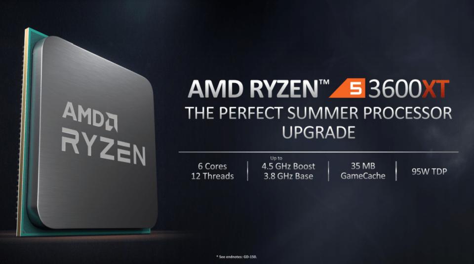 30506e69334549417171 - الفوارق بين معالجات AMD Ryzen X وAMD Ryzen XT تتلخص في الأتي