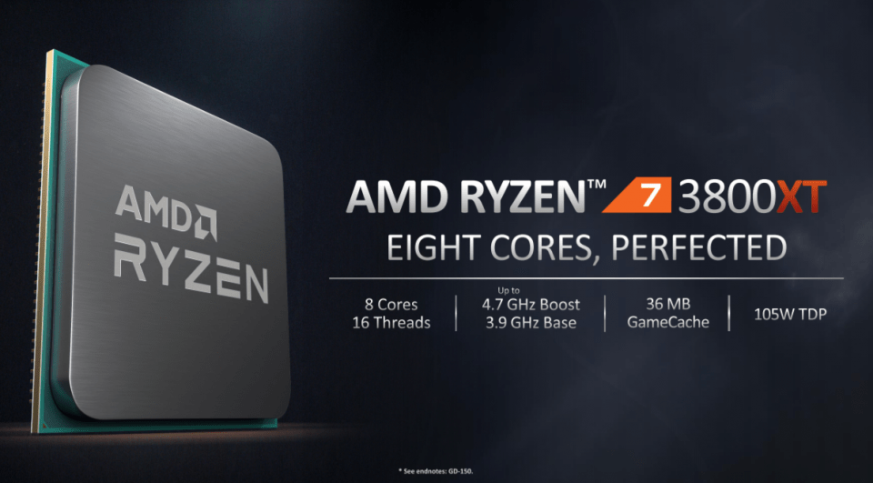30506e69334568503554 - الفوارق بين معالجات AMD Ryzen X وAMD Ryzen XT تتلخص في الأتي
