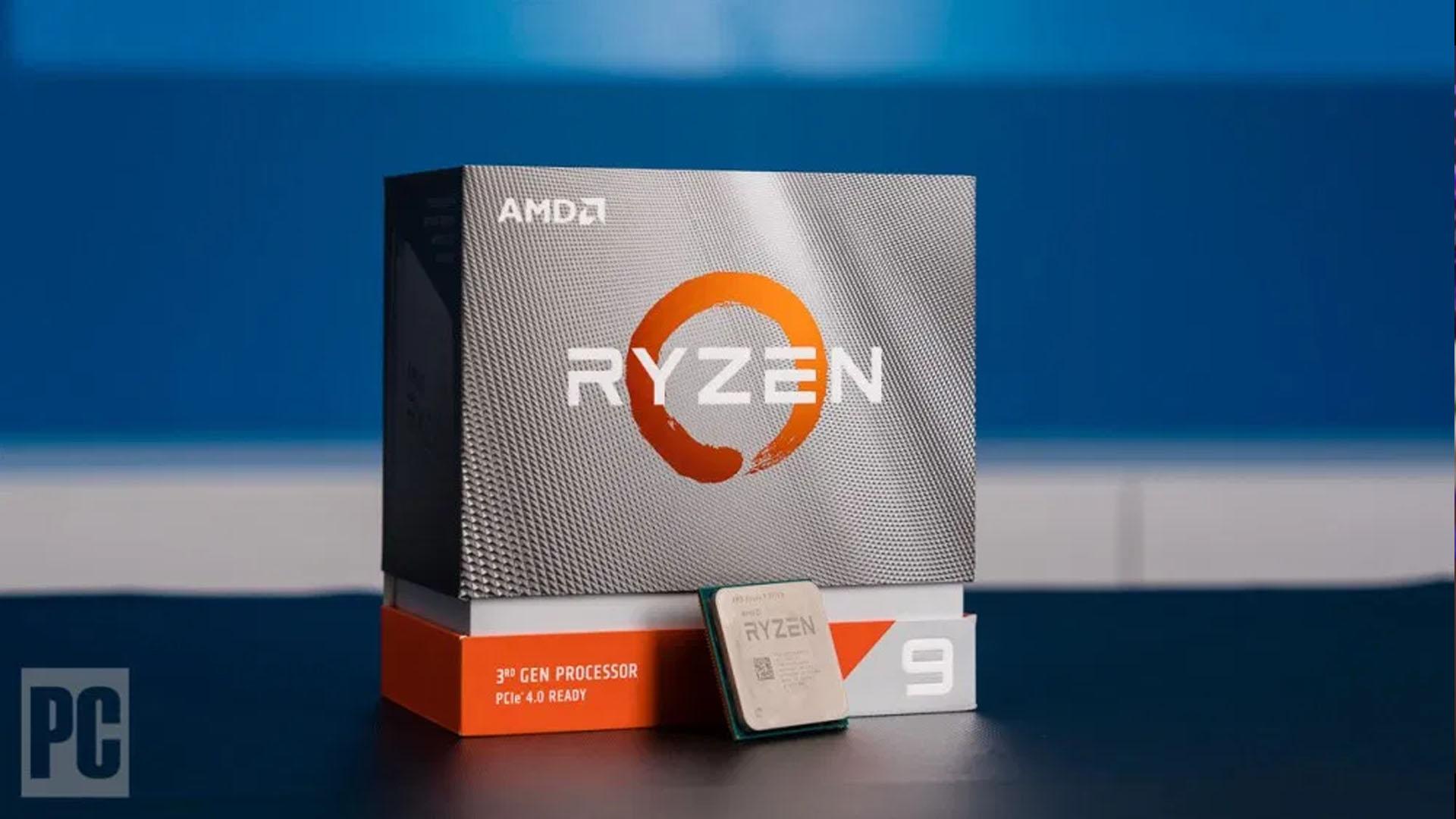 Ryzen 9 3950X - الفوارق بين معالجات AMD Ryzen X وAMD Ryzen XT تتلخص في الأتي