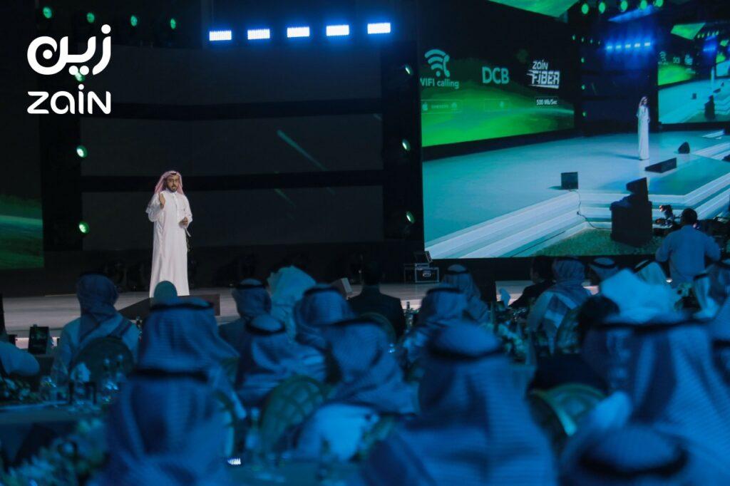 Zain 1024x682 - خدمات زين السعودية للجيل الخامس (5G) تصل الى 38 مدينة سعودية